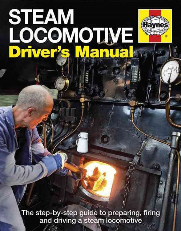 Steam Locomotive Driver's Manual H/C
