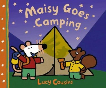 Maisy Goes Camping by Lucy Cousins (9781844287116) - PaperBack - Children's Fiction