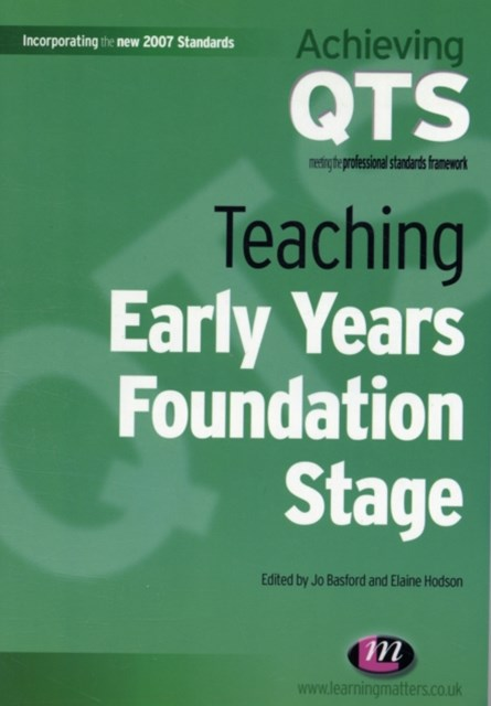 Teaching Early Years Foundation Stage