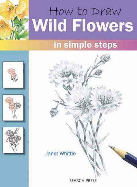 How to Draw Wild Flowers