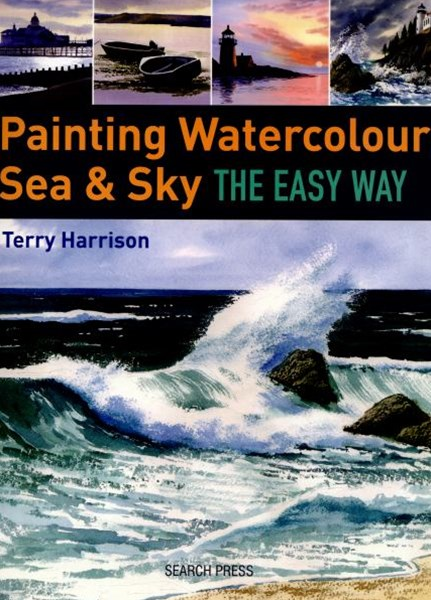Painting Watercolour Sea and Sky the Easy Way