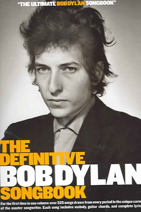 Definitive Bob Dylan Songbook