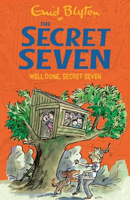 Secret Seven: 3: Well Done, Secret Seven