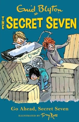 Secret Seven: 5: Go Ahead, Secret Seven