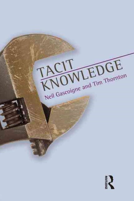 Tacit Knowledge
