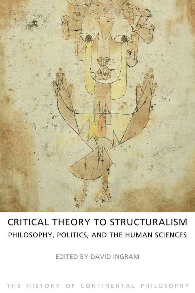 Critical Theory to Structuralism
