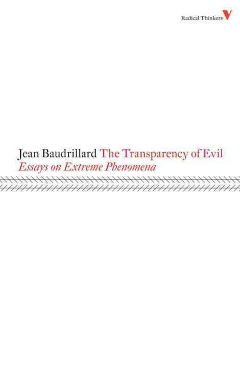 Transparency of Evil