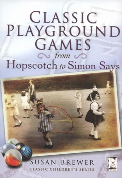 Classic Playground Games: from Hopscotch to Simon Says