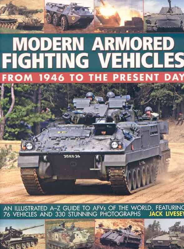 Modern Armoured Fighting Vehicles