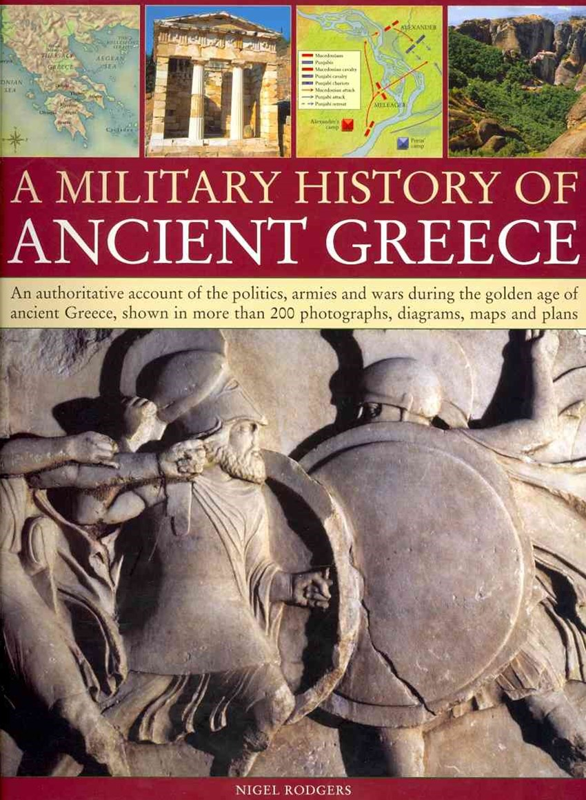 Military History of Ancient Greece