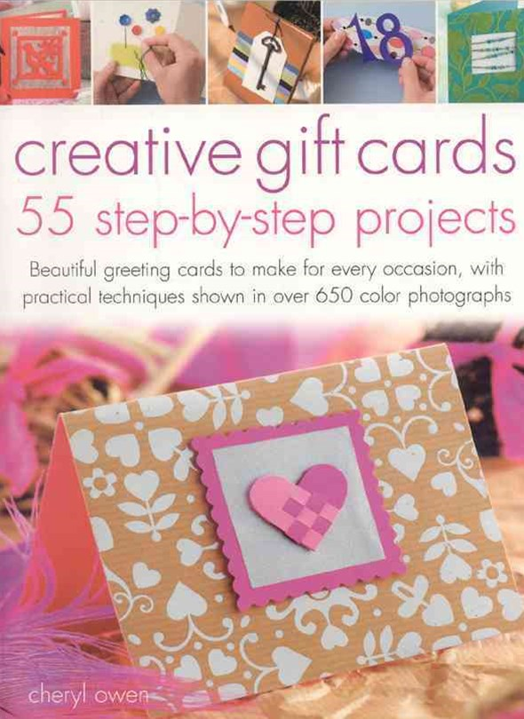 Creative Gift Cards Step-by-Step
