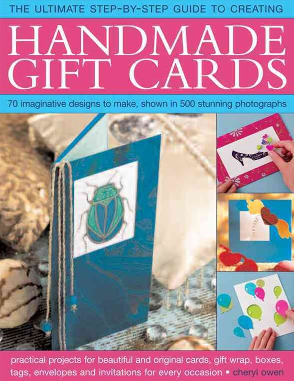 Ultimate Step-by-Step Guide to Creating Handmade Gift Cards