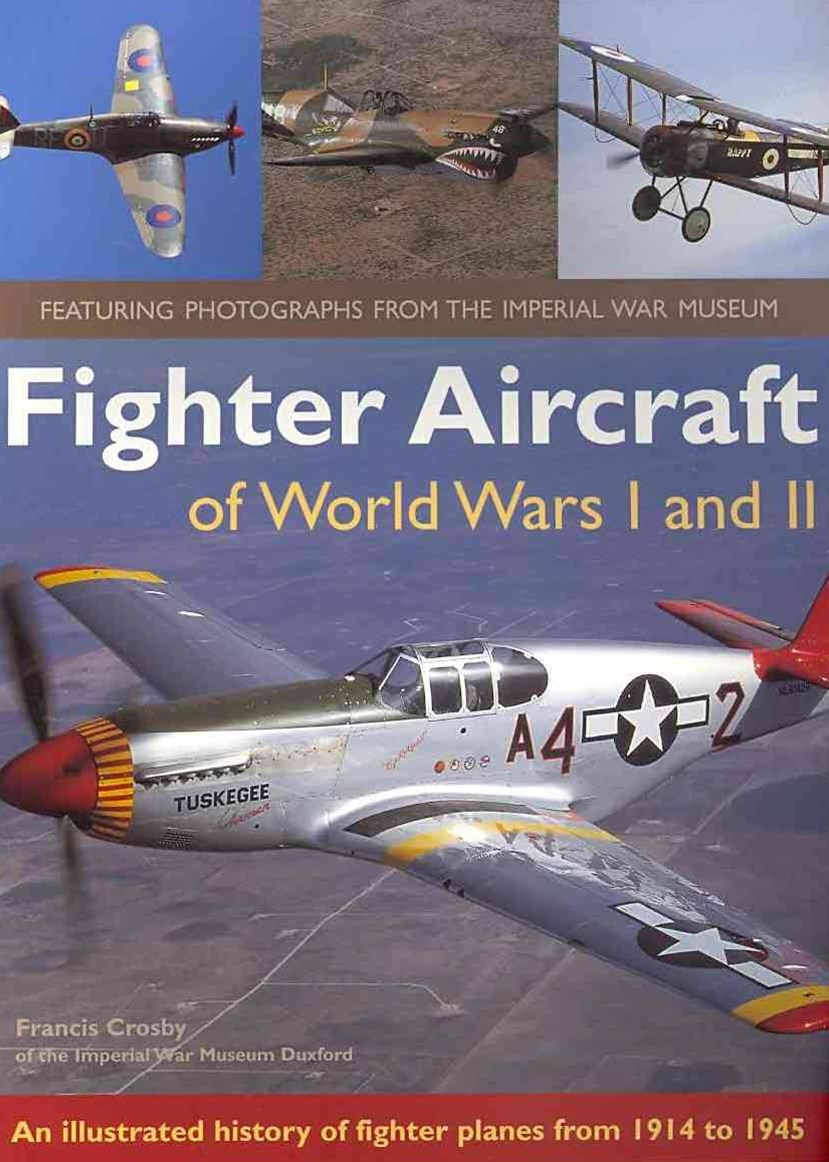 Fighter Aircraft of World Wars I & II