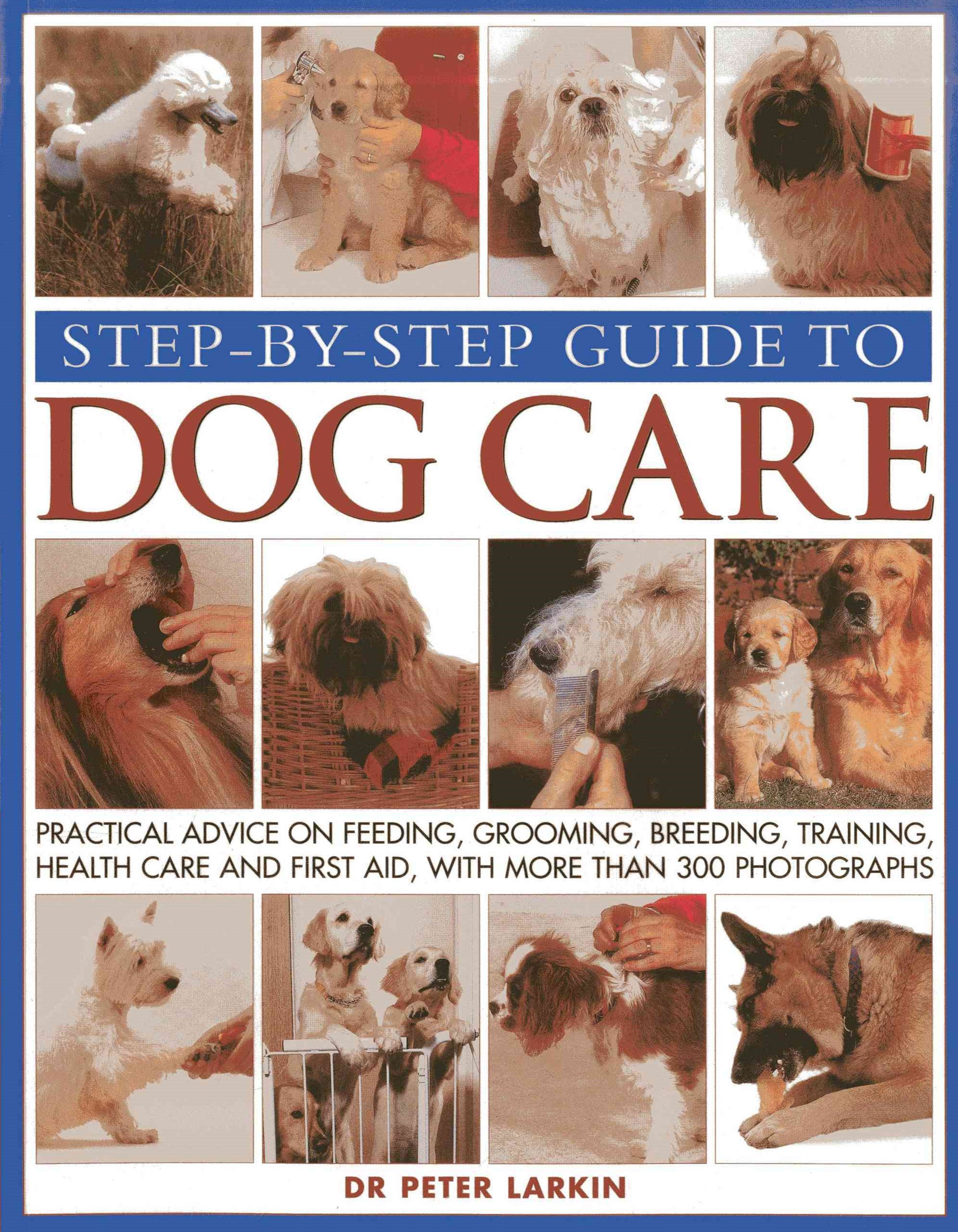 Step-By-Step Guide to Dog Care
