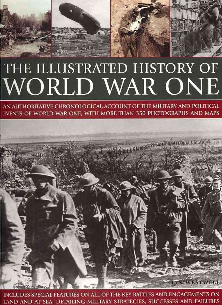 Illustrated History of World War One