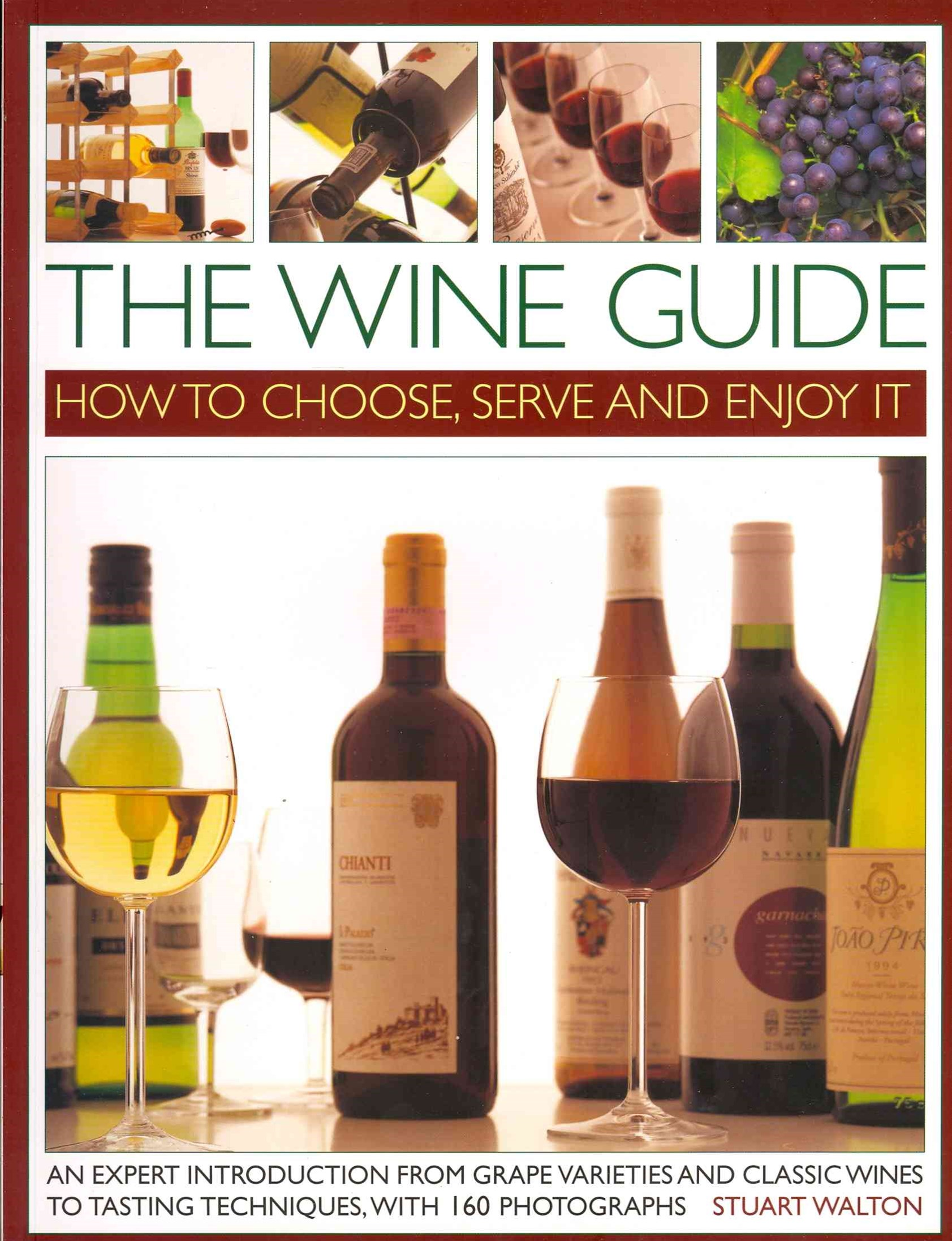 Wine Guide: How to Choose, Serve and Enjoy it
