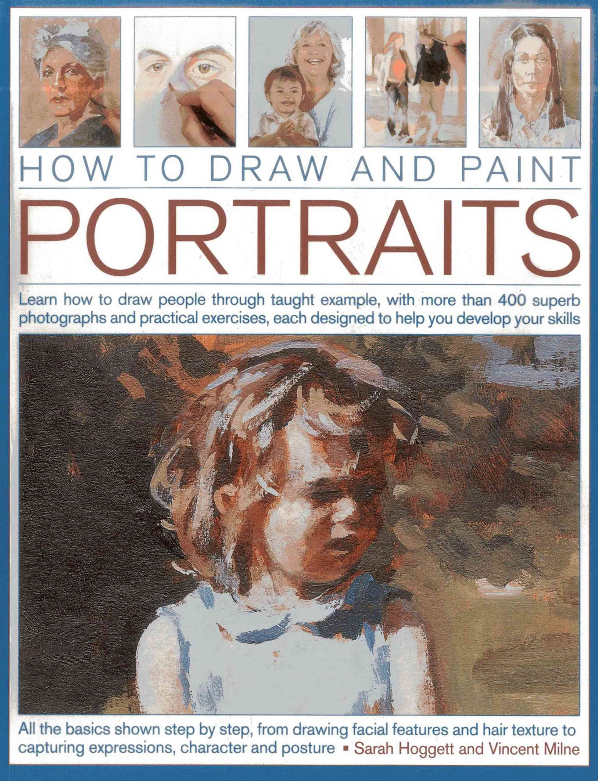How to Draw and Paint Portraits