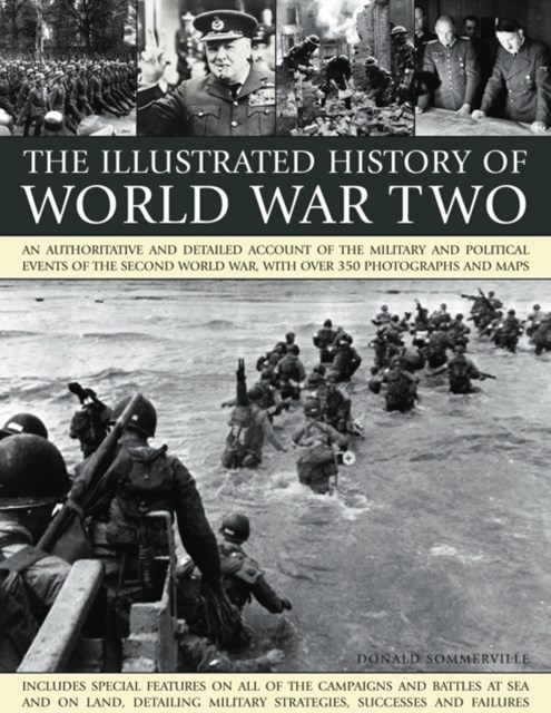 Illustrated History of World War Two