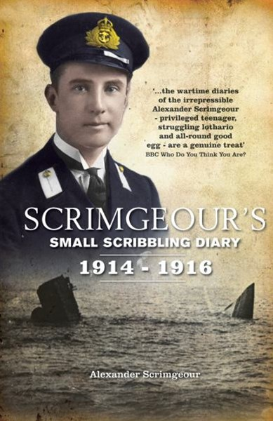 Scrimgeours Scribbling Diary, 1914-1916