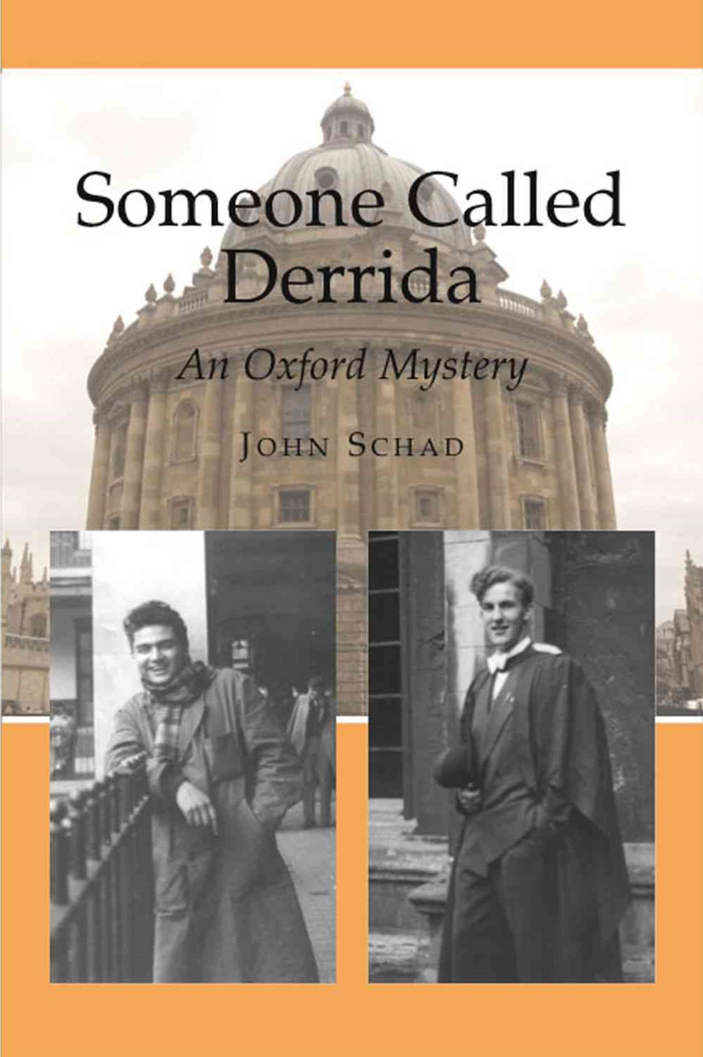 Someone Called Derrida