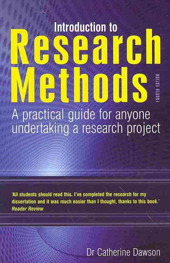 Introduction Research Methods