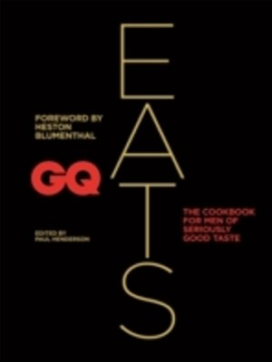 (ebook) GQ Eats