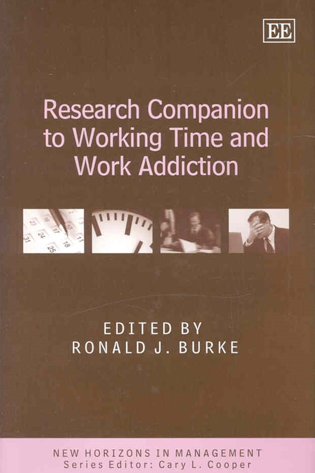 Research Companion to Working Time and Work Addiction