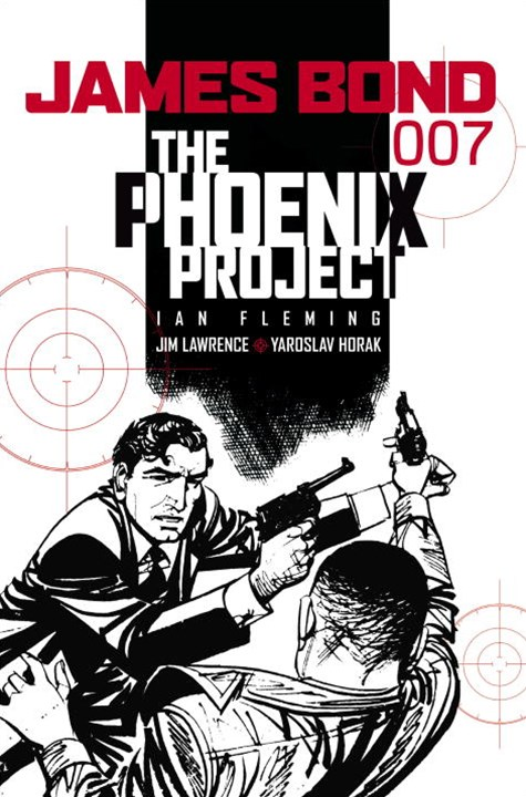 James Bond - the Phoenix Project