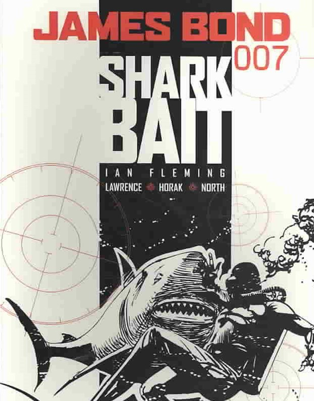 James Bond - Shark Bait