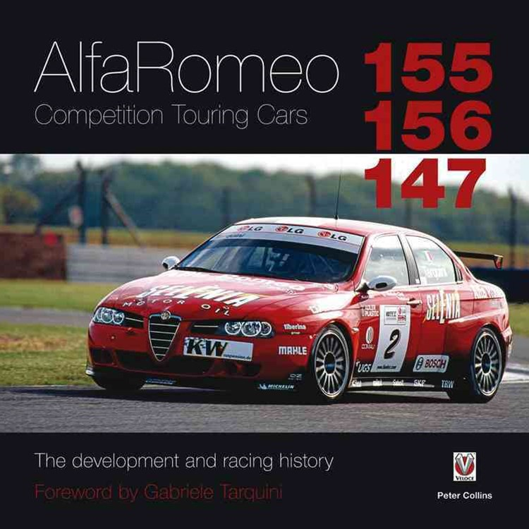 Alfa Romeo 155/156/147 Competition Touring Cars