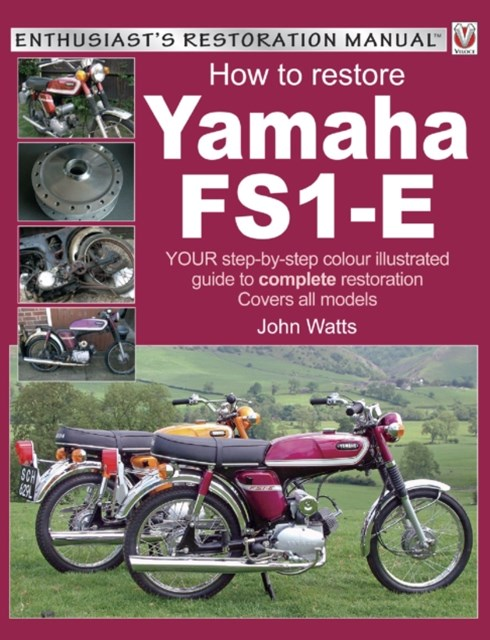(ebook) Yamaha FS1-E, How to Restore