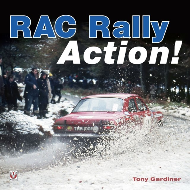 (ebook) RAC Rally Action!