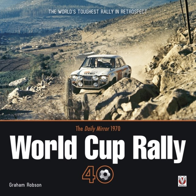Daily Mirror 1970 World Cup Rally 40