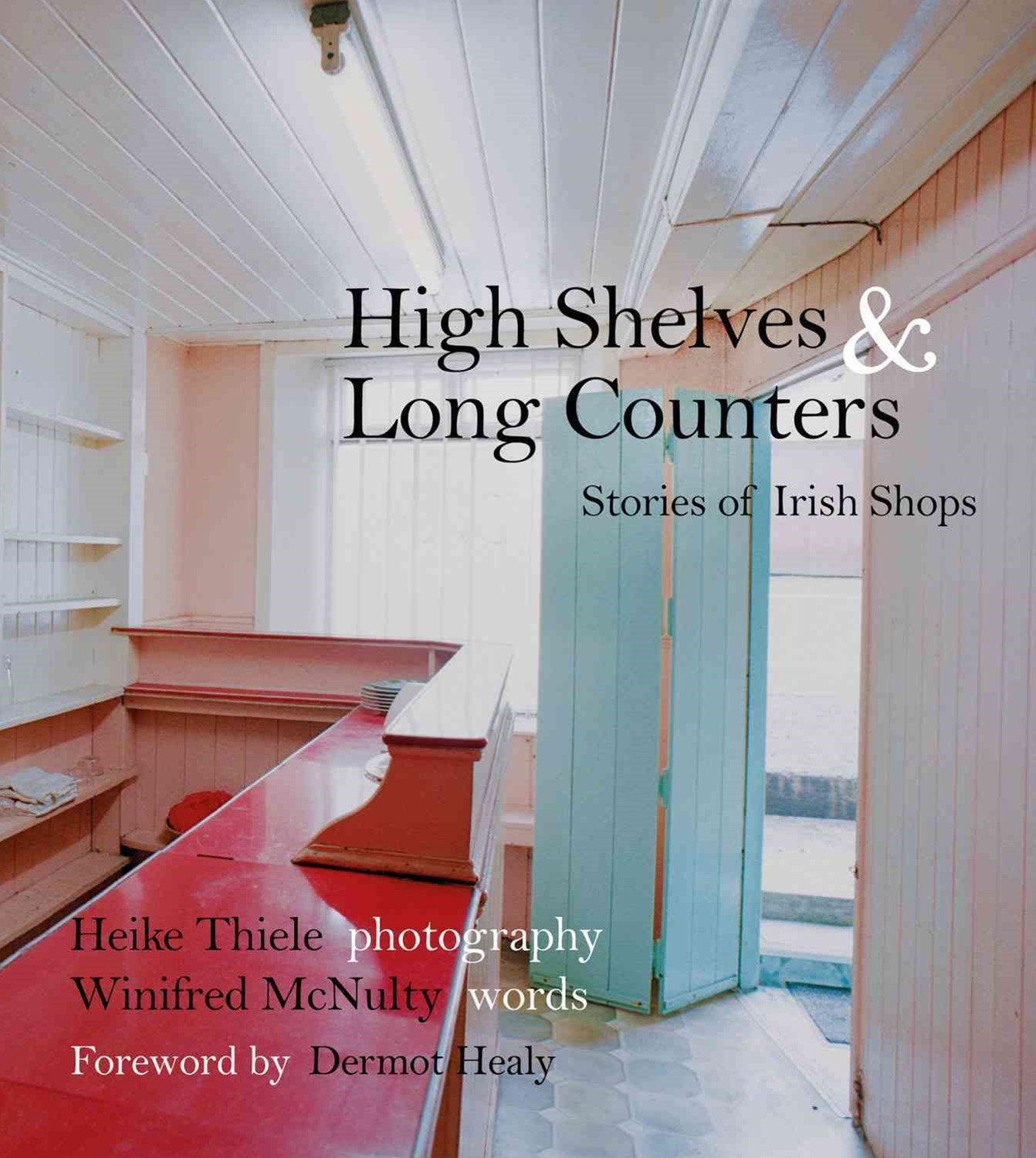 High Shelves and Long Counters