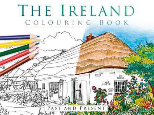 Ireland Colouring Book