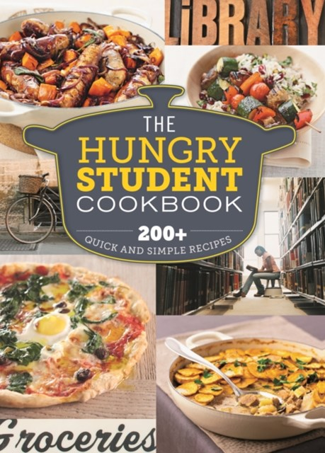 (ebook) The Hungry Student Cookbook