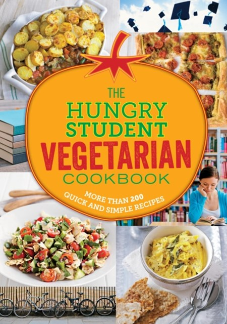 (ebook) The Hungry Student Vegetarian Cookbook