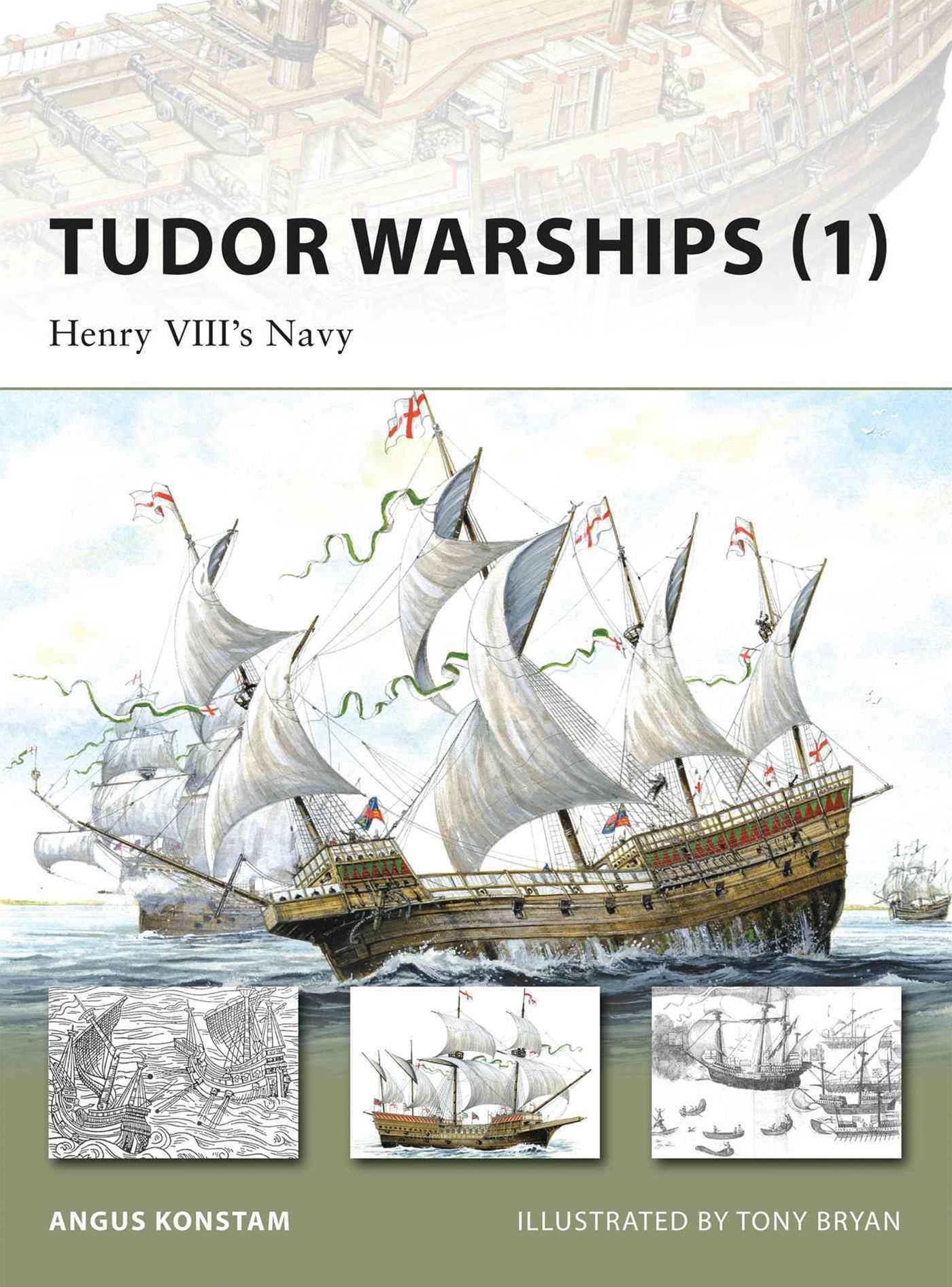 Tudor Warships (1)