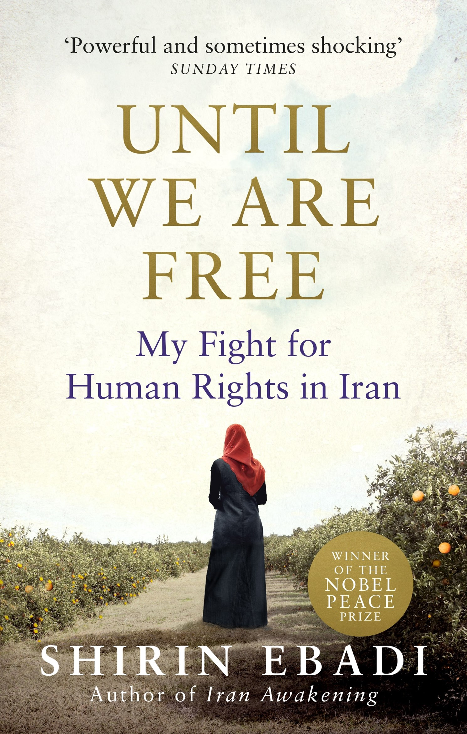 Until We Are Free: My Fight For Human Rights in Iran