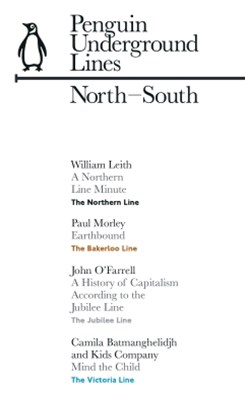 (ebook) North-South: Penguin Underground Lines