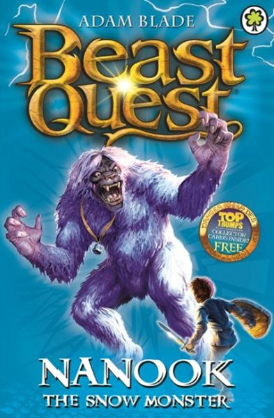 Beast Quest: Nanook the Snow Monster