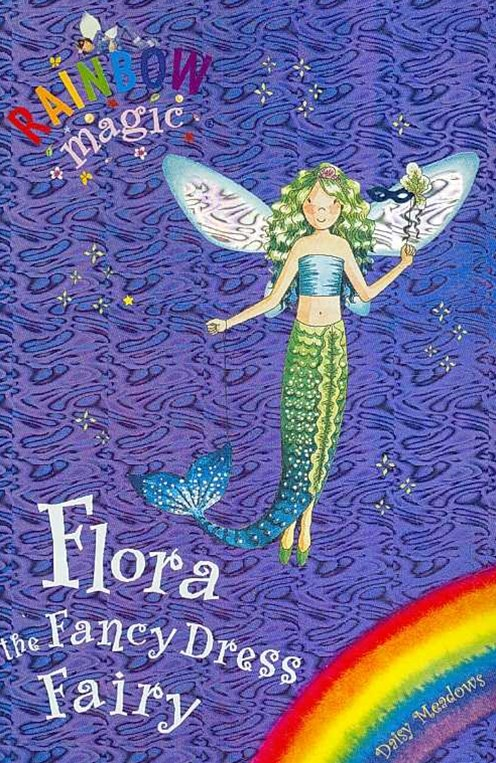 Rainbow Magic: Flora the Fancy Dress Fairy