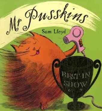 Mr Pusskins: Mr Pusskins Best in Show