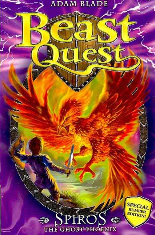 Beast Quest: Special 02: Spiros the Ghost Phoenix