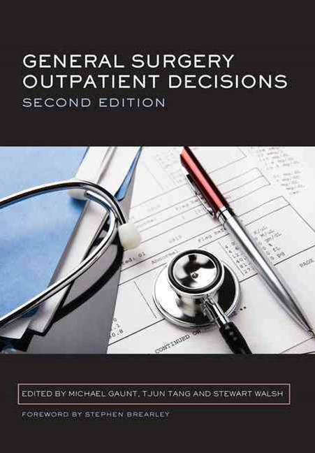 General Surgery Outpatient Decisions