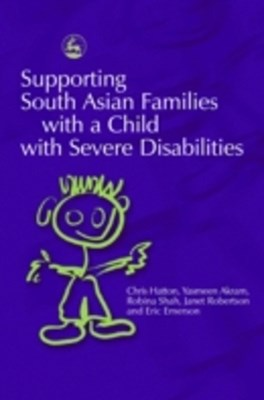 (ebook) Supporting South Asian Families with a Child with Severe Disabilities