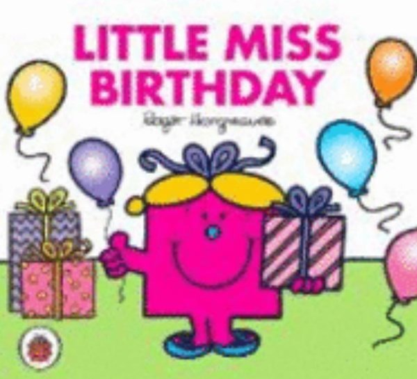 Little Miss Birthday
