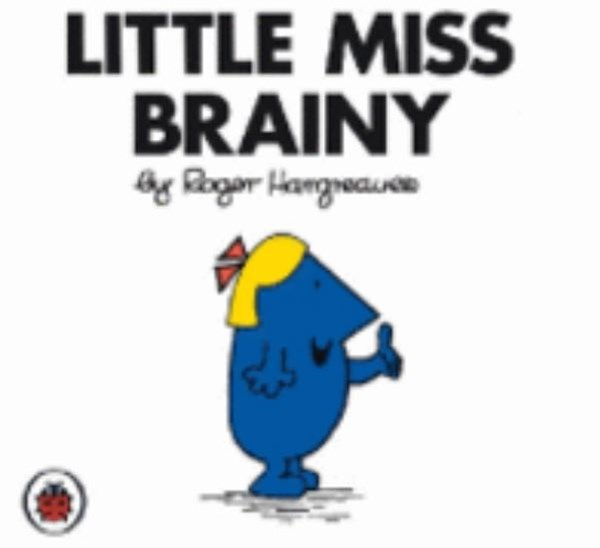 Mr Men and Little Miss: Little Miss Brainy