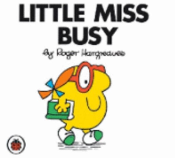 Mr Men and Little Miss: Little Miss Busy