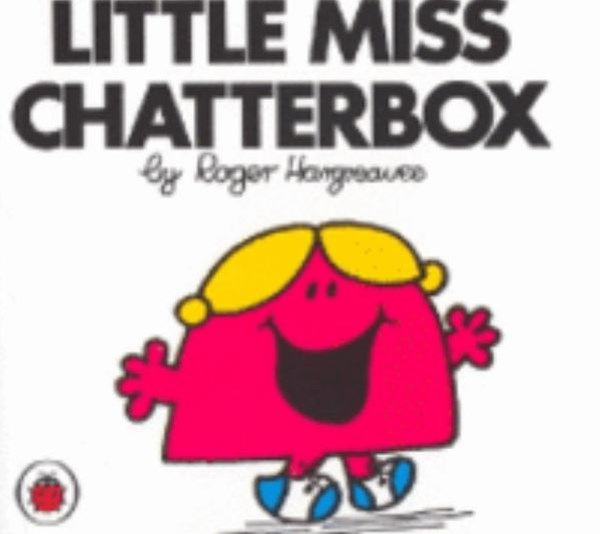 Mr Men and Little Miss: Little Miss Chatterbox